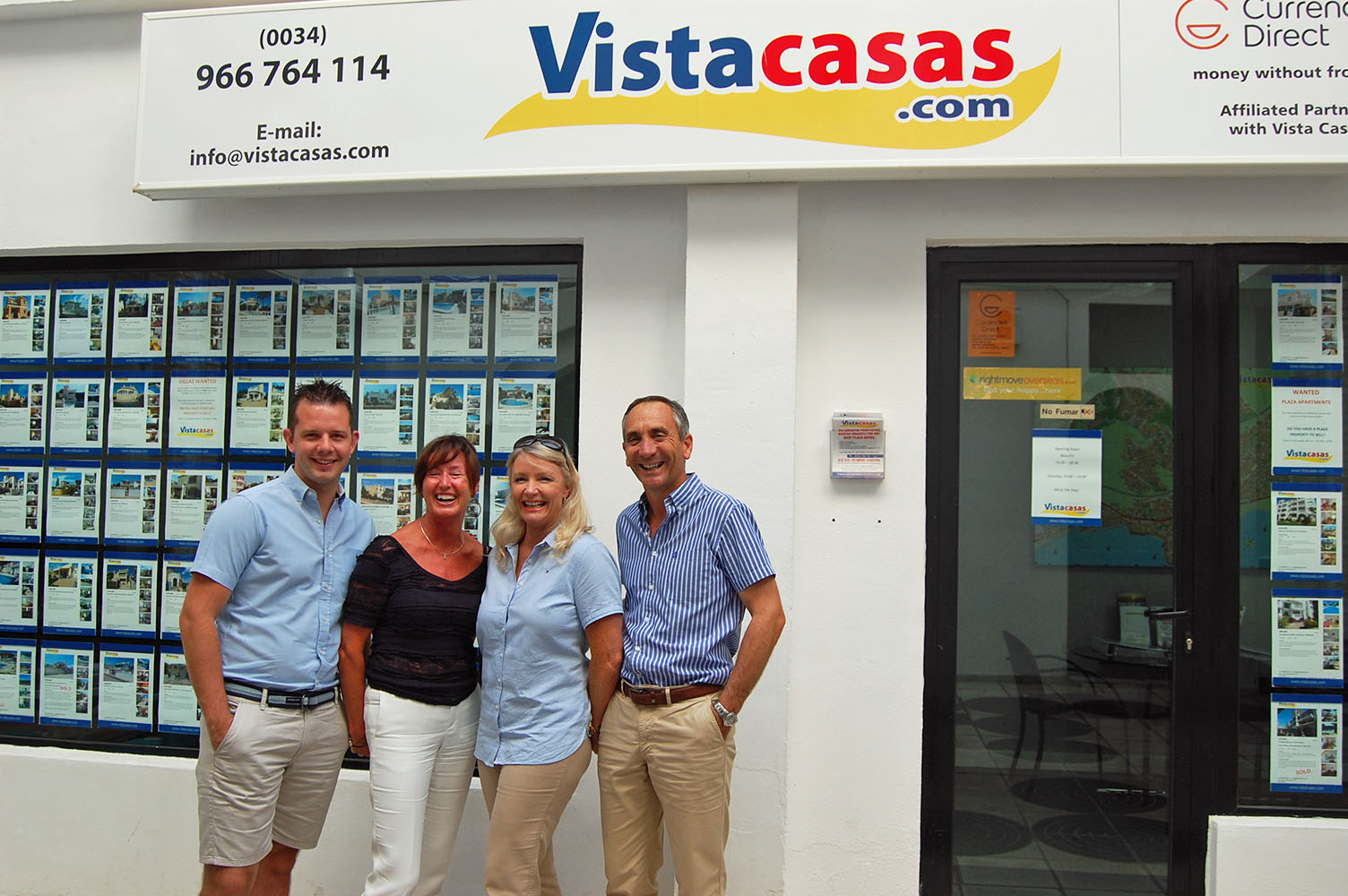 Vista Casas Estate Agents Villamartin Plaza