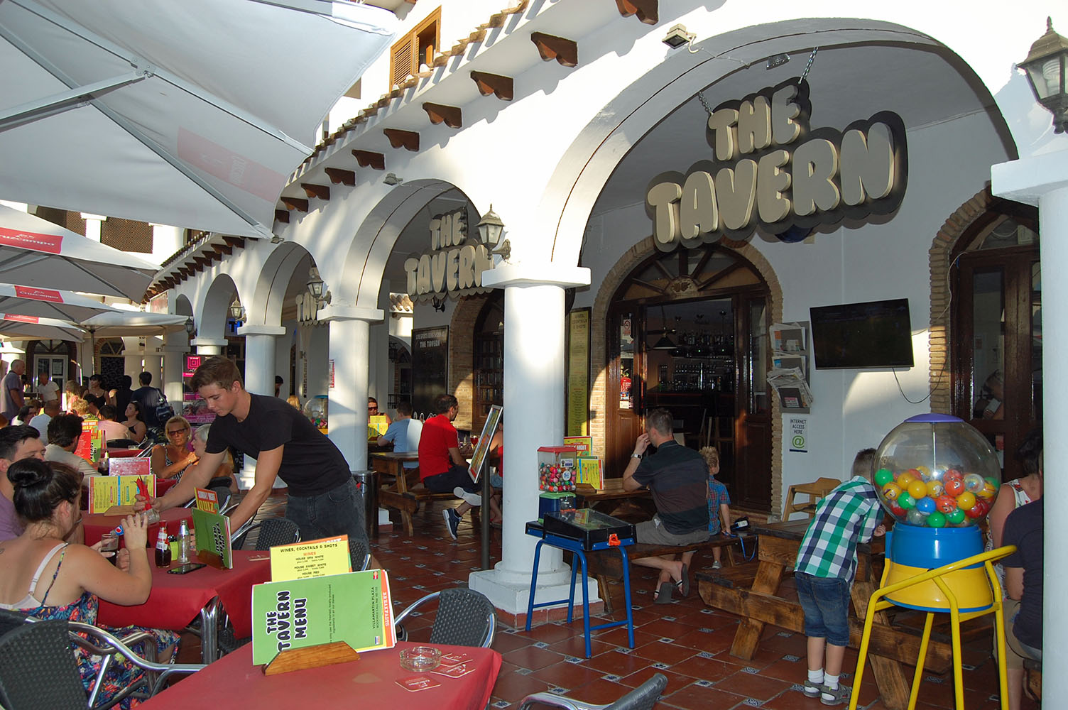 The Tavern on Villamartin Plaza