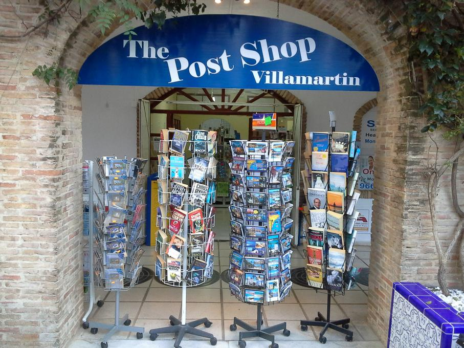 The Post Shop on Villamartin Plaza