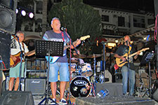 The Geckos at Villamartin Plaza Orihuela Costa Blanca Spain 2016