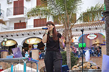 Shani Ormiston at Villamartin Plaza Orihuela Costa Blanca Spain 2016