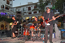 The Streeters at Villamartin Plaza Orihuela Costa Blanca Spain 2016