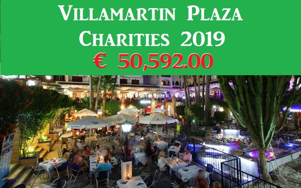 Villamartin Plaza Charity 2019