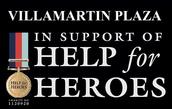 Villamartin Plaza Help for Heroes 2017