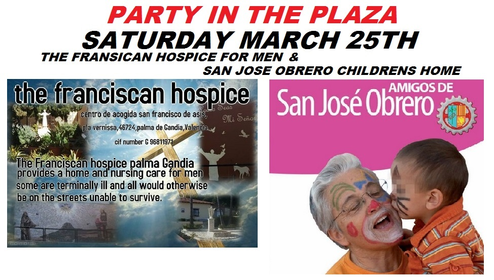 Villamartin Plaza March 25th