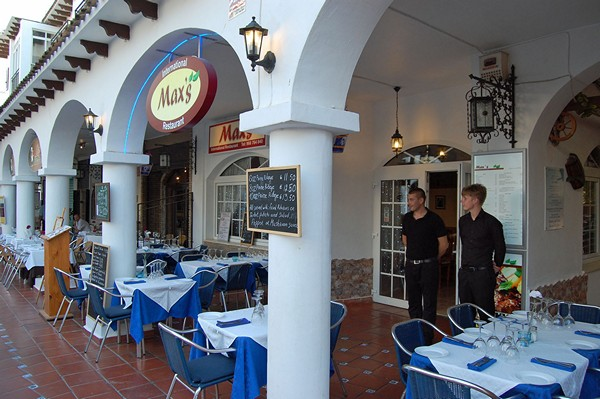 Max's International Restaurant, Villamartin Plaza