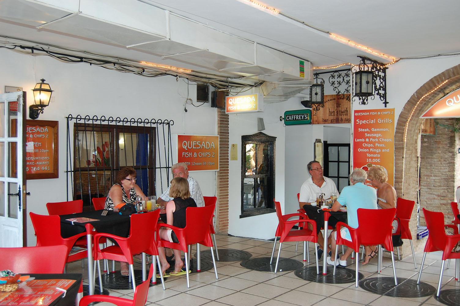 Quesada Fish & Chips on Villamartin Plaza