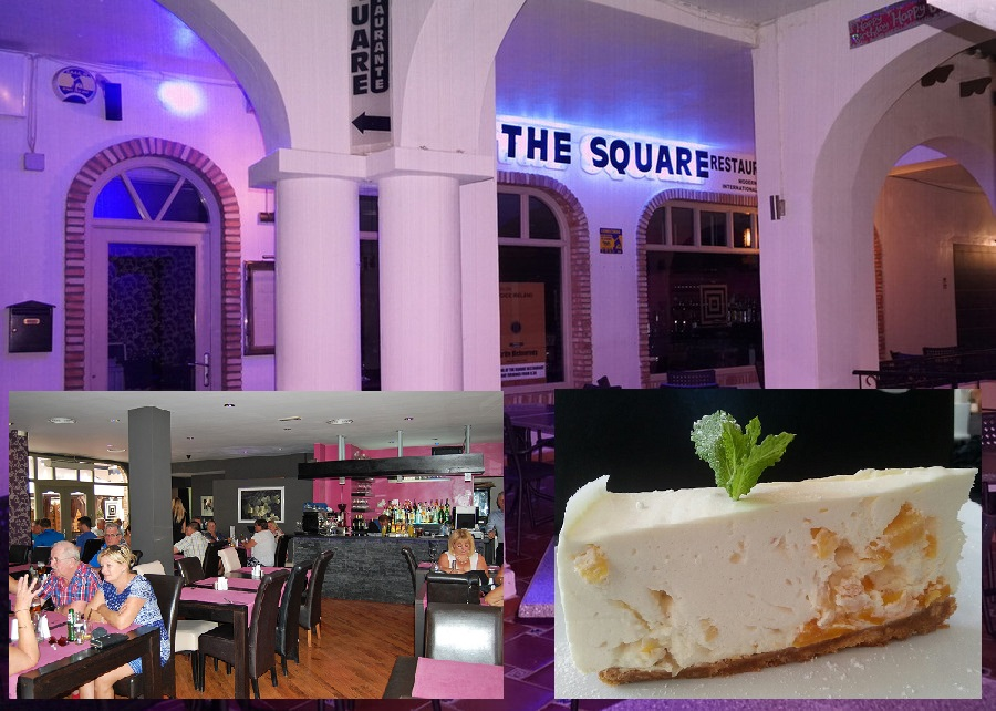 The Square Restaurant on Villamartin Plaza