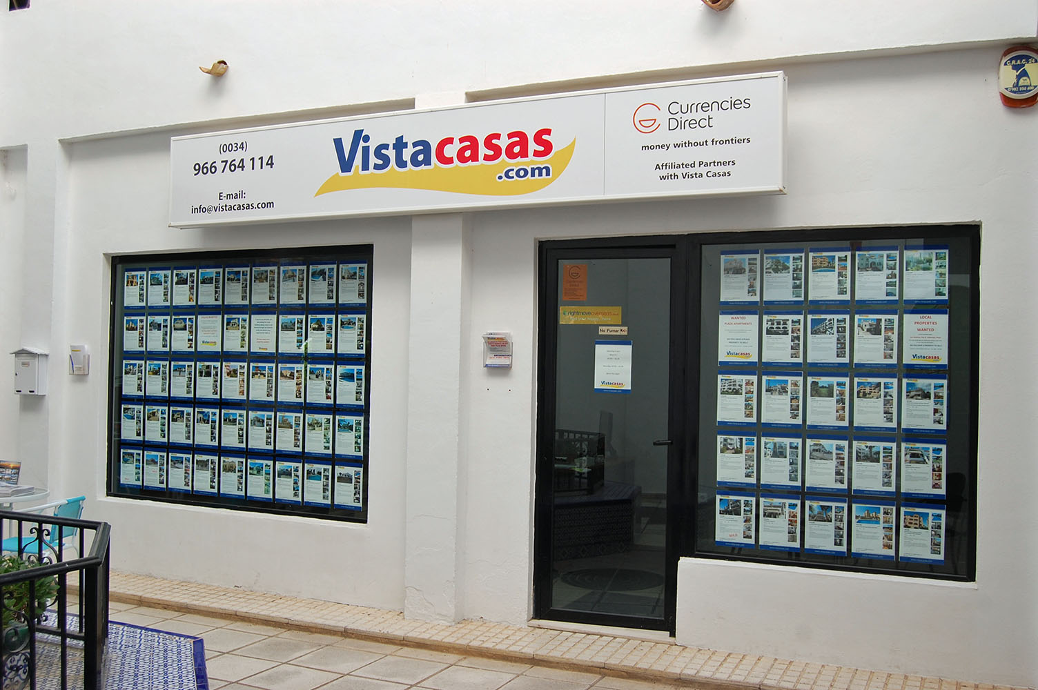 Vista Casas on Villamartin Plaza