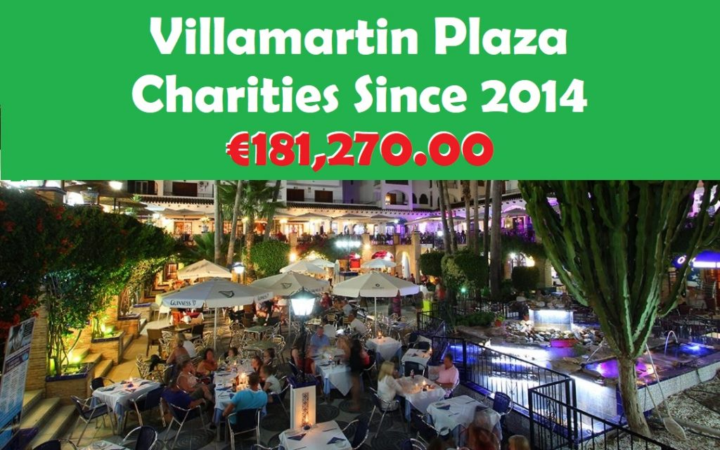 Villamartin Plaza Charity Collections