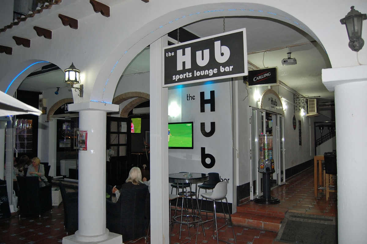 The Hub Sports Bar, Villamartin Plaza