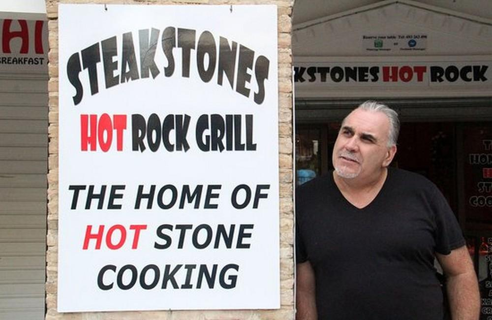 SteakStones Hot Rock Grill Villamartin Plaza