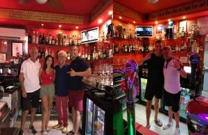 The World Famous Chemies Bar Villamartin Plaza