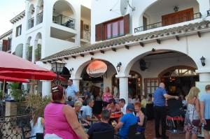 The World Famous Chemies Bar Villamartin Plaza