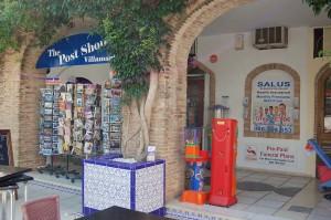Post Room on Villamartin Plaza
